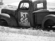 路线66博物馆-圣罗莎, NM 图库摄影