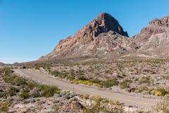 路线66在亚利桑那 免版税库存图片