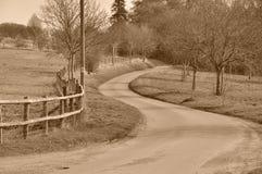 路绕 免版税库存照片