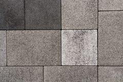 路面纹理铺路石石头块砖小径 库存照片