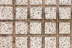 路面花岗岩背景地板 免版税库存图片
