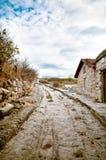 路风景。 免版税库存图片