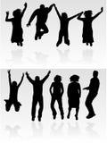 跳本质 图库摄影