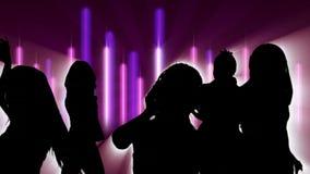 跳舞动画2 皇族释放例证