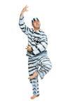 跳舞囚犯 免版税库存图片