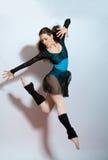 跳舞现代 免版税库存图片