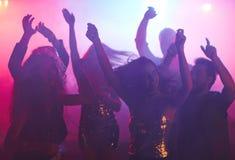 跳舞的装饰设计女孩图象例证向量 库存图片