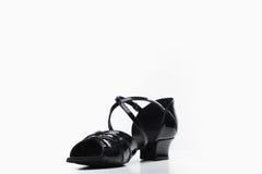 跳舞鞋子 免版税图库摄影