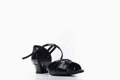 跳舞鞋子 免版税库存照片