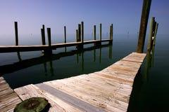 跳船Key West 库存图片