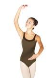 跳芭蕾舞者年轻人 免版税库存图片