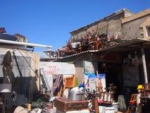 跳蚤市场在特拉维夫 免版税库存照片