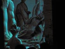 身体,雕象 图库摄影
