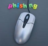 身分phishing的窃取您 免版税库存照片