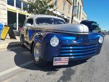 车展在我的城市 免版税图库摄影