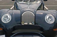 车展的古色古香的摩根 免版税库存照片