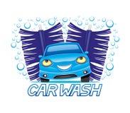 洗车标志 向量例证