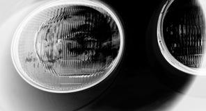 车灯 免版税图库摄影