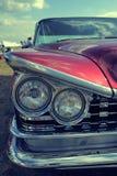 车灯retromobiles别克Electra 225 1959年 免版税库存照片