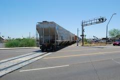 货车的末端 图库摄影
