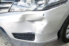 车祸 图库摄影