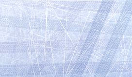 车胎踪影在冰的 冰表面纹理  与分开的难看的东西纹理,轮胎标记,轮胎踩,踩的轨道 库存照片