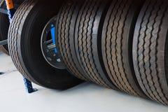车胎 图库摄影