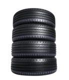 车胎 免版税库存图片