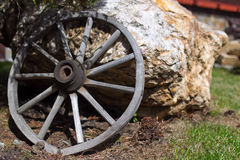车轮 库存照片
