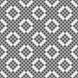车道和正方形的无缝的样式 几何墙纸 Unus 免版税库存照片
