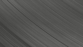 轨道凹线抽象宏观射击在A转动的唱片的 影视素材