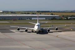 转换型飞机 免版税库存照片
