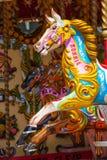 转盘马在伦敦 免版税图库摄影
