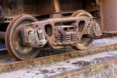 轮子对 免版税库存图片