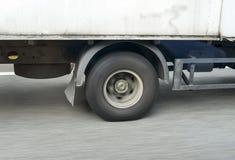 轮子行动 库存照片