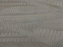 轮子轨道和水泥粉末 图库摄影