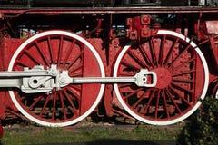 轮子细节 图库摄影