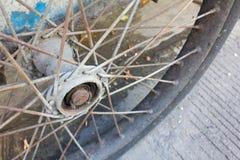 轮子 免版税库存照片