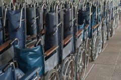 轮椅 图库摄影