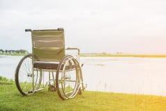 轮椅 库存照片