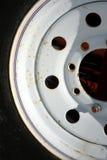 轮毂罩 免版税库存照片