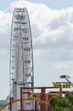 轮渡巨型公园prater维也纳轮子 免版税图库摄影