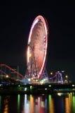 轮渡把横滨,日本引入 库存图片