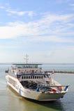 轮渡海岛酸值samui海运 库存照片