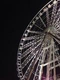 轮渡轮子在晚上 库存图片