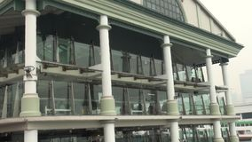 轮渡,香港港口2013年 影视素材