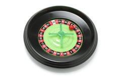 轮盘赌玩具 图库摄影