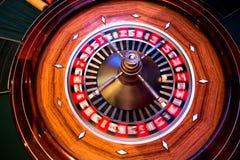 轮盘赌转动 库存图片