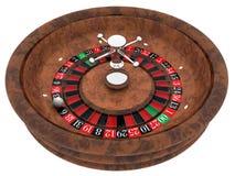 轮盘赌 库存照片