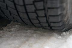 轮胎保护者照片的关闭  库存图片